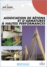 Association de bétons et d'armatures à hautes performances